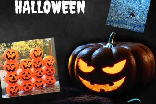 Sponne, Halloweenkürbis
