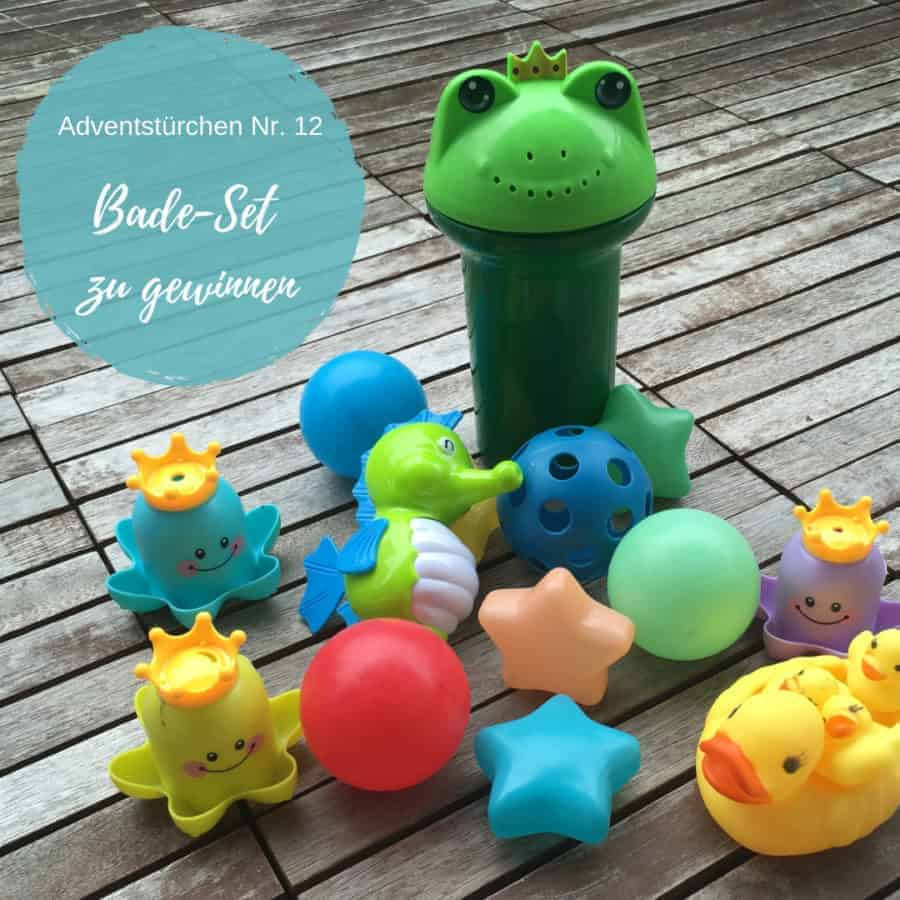 Bade-Spielset für Kinder