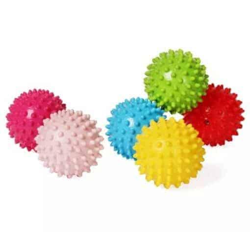 Massageball für Babys und Kinder in verschiedenen Farben