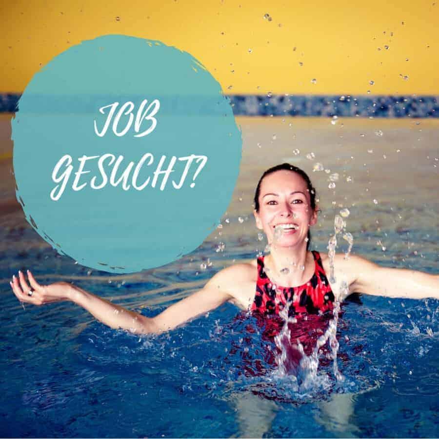 Schwimmlehrer/in gesucht