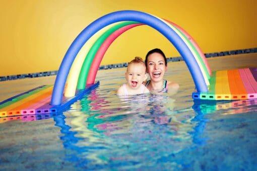 Babyschwimmen, Aarau, Bremgarten, Kilchberg