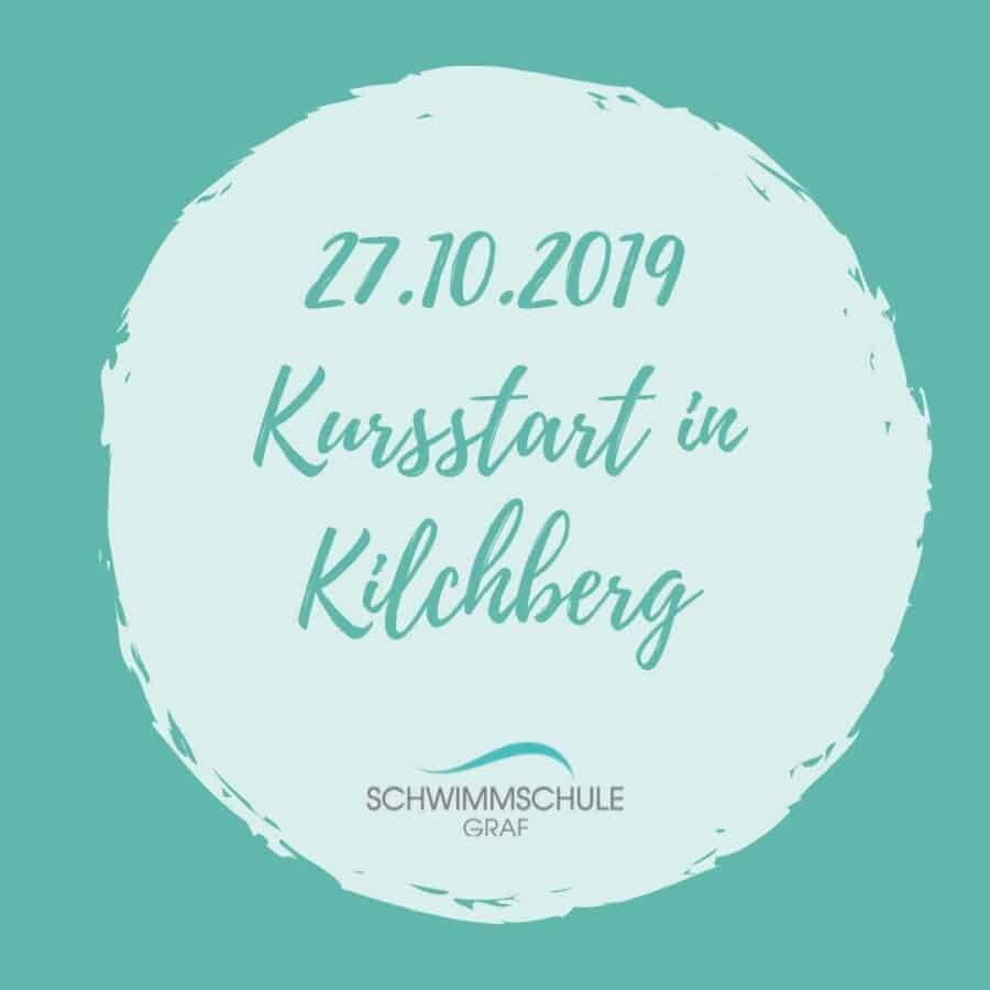 Kursstart Winterschwimmkurs Kilchberg Zürich