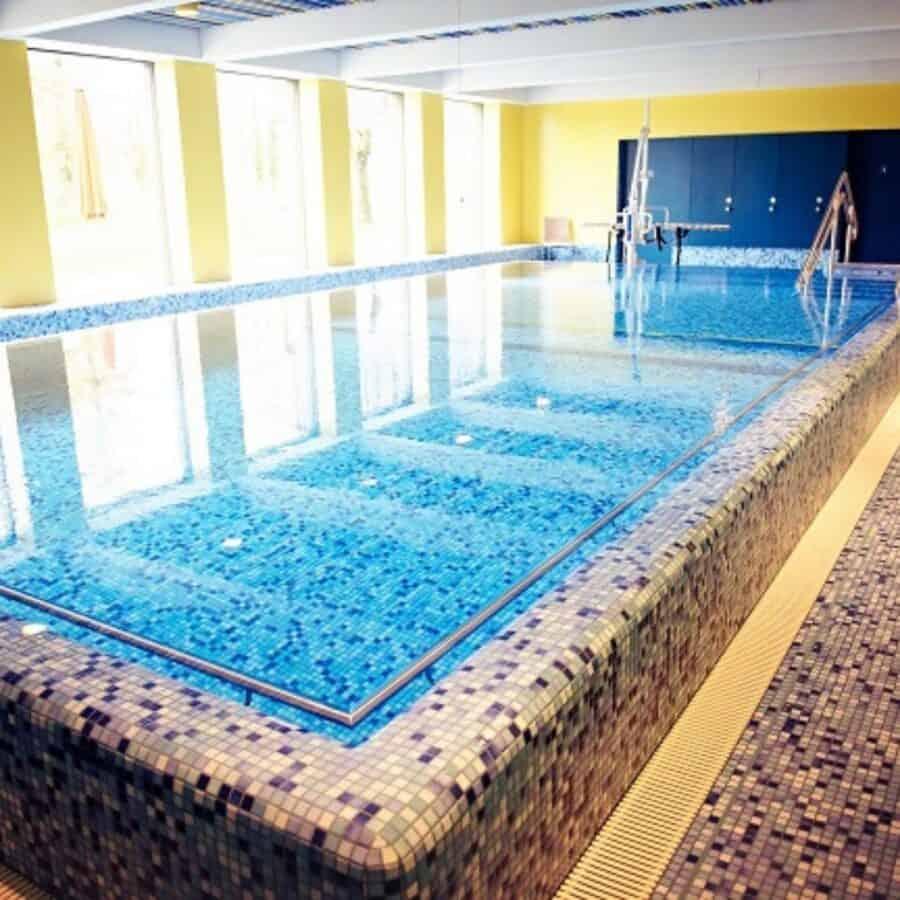 Hallenbad der Schwimmschule Graf in Bremgarten