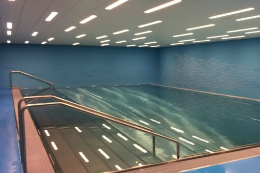 Hallenbad - schwimmschule Graf