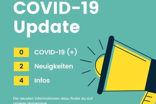 Babyschwimmen - Neuigkeiten Covid 19
