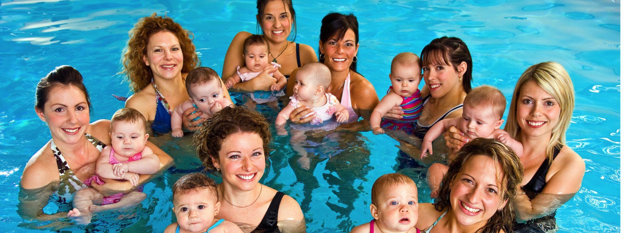 Babyschwimmen, Aarau, Bremgarten, Kilchberg, Schwimmschule Graf