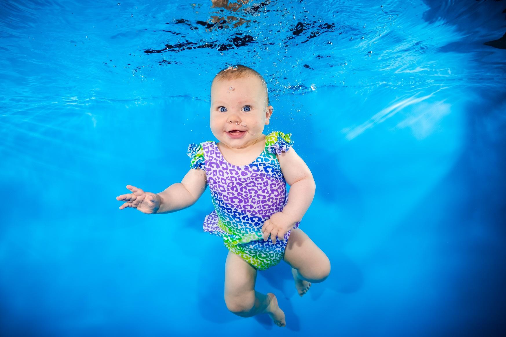 Babyschwimmen Schwimmschule Graf