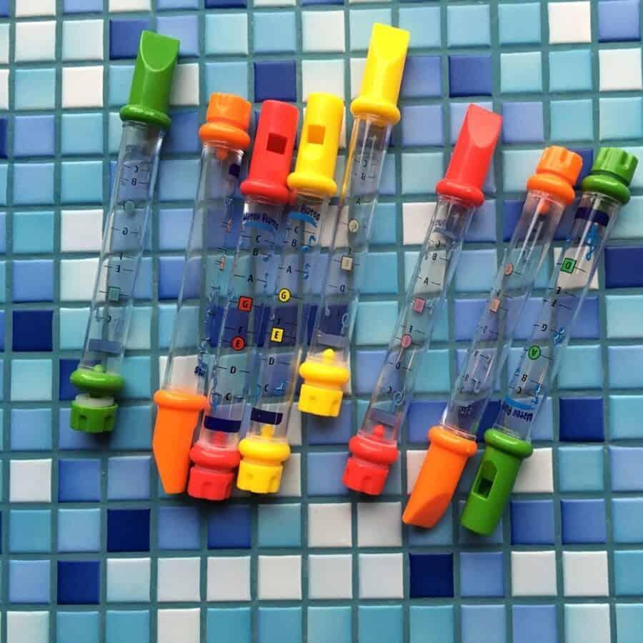 Wasserflöten für Kinder