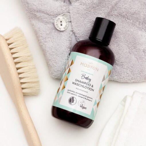 Baby Shampoo & Waschlotion