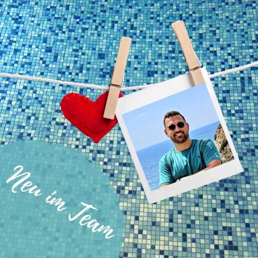 Krist Borsi neu bei der Schwimmschule Graf