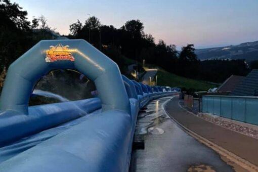 Rutschbahn in Bregarten